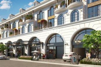 Shophouse 4 tầng khu đô thị đẹp nhất Đà Nẵng - Dragon Smart City