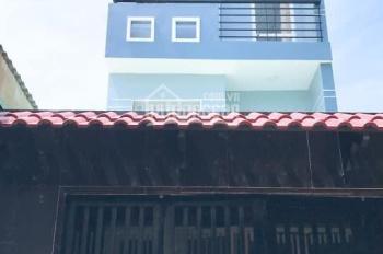 Bán nhà 122/66 phường Bình Trị Đông, quận Bình Tân