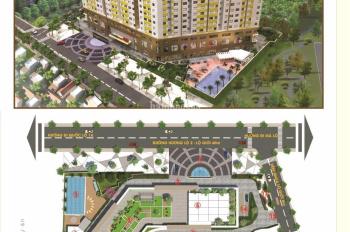 Bán gấp CH Saigonhomes 2PN 70m2, giá 1.68tỷ, T8 nhận nhà, Co. OpMart đang hoạt động. 0937617167