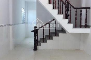 Cần bán nhà Bùi Thị Lùng vào 100m, đường 2.5m, DT 3.6x10m, 1 lầu, 2PN, 2WC, PK, PB, 1 tỷ 150tr TL