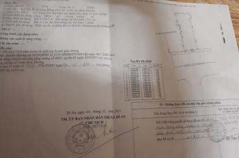 Bán 366m2 mặt tiền QL 1K, Phường Đông Hoà, Dĩ An, Ngay gần chợ Đông Hoà đang cho TGDĐ thuê 50tr/th