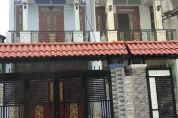 Bán nhà mới xây 1 lầu 1 trệt, gần cầu Hóa An, sổ riêng, 1.25 tỷ