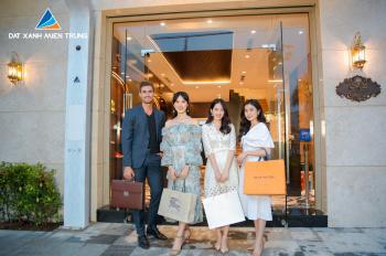 Bán nhà mặt phố trung tâm Liên Chiểu, Đà Nẵng. Mặt tiền 25m thuận lợi mở nhà nghỉ, nhà hàng