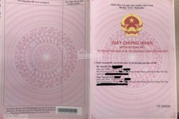 Chính chủ nhà liền kề 124 Vĩnh Tuy - 72m2 - 6 tỷ 600tr - Có sổ đỏ - 0916.576.411