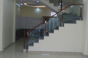 Bán nhà 3 tầng mới xây đẹp long lanh, ở đường Dân Lập