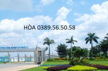 Bảng giá đất Mỹ Phước 3 mới nhất, bán đất Mỹ Phước 3 giá rẻ, bao sang tên, LH 0389.56.50.58 A Hòa