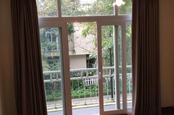 Cho thuê căn góc biệt thự song lập Vườn Tùng, 162m2 * 3,5 tầng, giá 20 triệu/tháng. LH 0904691108