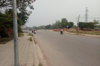 Bán ô đất có sổ đỏ đường đôi 24m gần Honda và Quang Minh, giá 10.5tr/m2, LH 0334.688.883