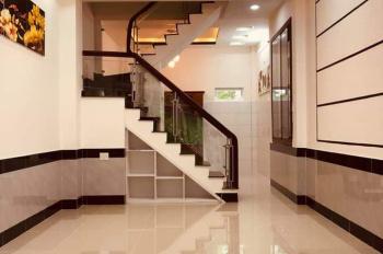 Cho thuê nhà 4x15m Cây Trâm, P8, 1 trệt 1 lầu, hẻm xe hơi, Gò Vấp, giá 8 triệu, 0903 01 6566