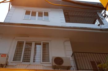 Bán nhà riêng, 64m2, mặt tiền 6m, nhà 3 tầng, ngõ 2 xe máy, đường Xuân Diệu, Quảng An, Tây Hồ, HN