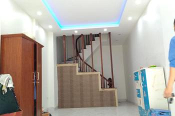 Bán nhà đẹp phân lô 5T, 4PN, có gara ô tô, đường Lý Thường Kiệt, DT 39m2, MT 4m, giá chỉ 3.95 tỷ