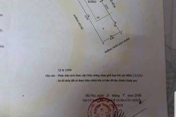 Bán nhà mặt phố vip Trần Duy Hưng 65m2, 5T, MT 5m, 26.5 tỷ, mặt phố lớn lô góc 3 mặt tiền, KD đỉnh