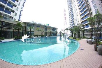Căn hộ Jamila Khang Điền gần Đỗ Xuân Hợp, giá thuê 2 phòng ngủ 7 triệu, 3 phòng ngủ 8.5 tr/tháng