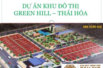 Bán đất nền dự án đối diện cổng bệnh viện đa khoa Tây Bắc Nghệ An. LH 0869190456