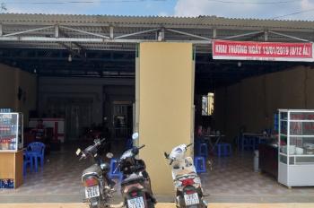 Bán nhà mặt tiền QL20, Ninh Gia, Đức Trọng DT 10x20m. Hiện đang kinh doanh bán quán ăn