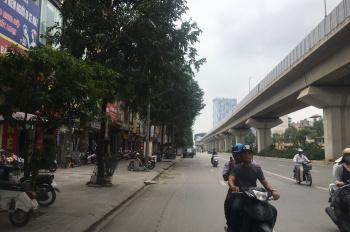 Bán gấp nhà mặt phố Quang Trung, 55m2, 5 tầng, vỉa hè rộng 7m, KD ngày đêm, giá 7.4 tỷ