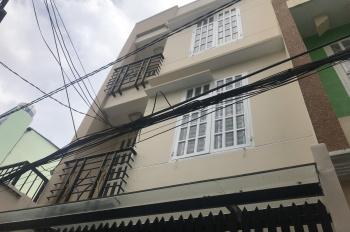 Bán nhà đẹp 2 lầu Tôn Đản, 41m2 ngang 4,4m, giá tốt 4,3tỷ, hiện hữu hẻm thông gần 3m ra đường Số q4