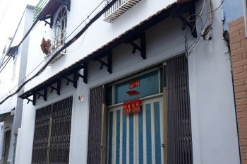 Bán nhà hẻm 1/ Âu Cơ, P. Phú Trung, Q Tân Phú, 8.8x4.3m, 2 lầu, 3PN, 3WC, 4.25 tỷ