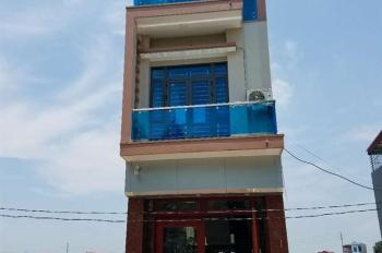 Bán nhà 3 tầng mới xây thiết kế đẹp - hiện đại làn 2 đường hàng cây cạnh trường tiểu học Quang châu
