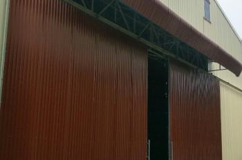 Cho thuê nhà xưởng Hà Nội, diện tích từ 500m - 10000m2 cắt nhỏ tùy theo nhu cầu khách sử dụng
