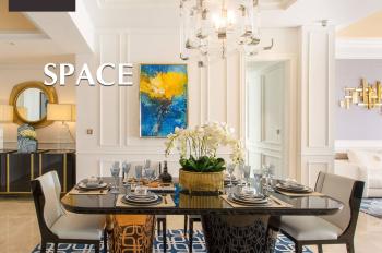 Sở hữu căn hộ 3PN Centennial Alpha King Ba Son, diện tích 179.3m2, thanh toán 3,9 tỷ
