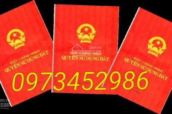 Bán đất thổ cư Tô Ngọc Vân, DT 112m2, MT 10m50, ô tô vào nhà, giá 19 tỷ 200. LH 0973452986