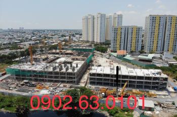 Giỏ hàng cực tốt dự án Diamond Riverside, chỉ từ 1,6 tỷ, 72m2, LH ngay 0902630101