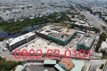 Sở hữu ngay căn hộ Diamond Riverside, Quận 8, chỉ từ 1.6 tỷ/72m2