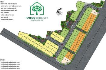 CĐT Hateco ra hàng biệt thự nhà vườn DA Hateco 3 Xuân Phương, Green City. LH: 0965.444.528