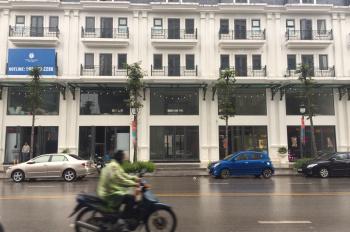 Cho thuê 3 căn shophouse liền kề Time Garden Hạ Long, 6 tầng
