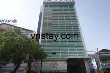 Văn phòng Tedi đường Hoàng Hoa Thám cho thuê, giá thuê 371 nghìn/m2/th gồm phí quản lý