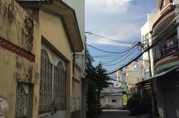 Cho thuê nhà nguyên căn hẻm đường Âu Cơ 5x20m, phường 9, Tân Bình