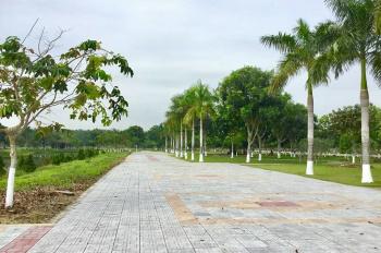 Bán đất biệt thự 300m2, MT 19m biệt thự vip Phú Thịnh Swan Park Đông Sài Gòn New City, 0902513911
