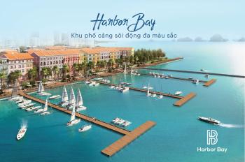 Bán căn hộ liền kề Harbor Bay nằm tại trung tâm Bãi Cháy, 3 mặt giáp vịnh và hồ, LH: 0936 889 232