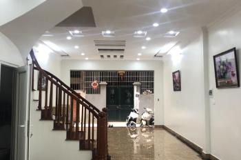 Bán nhà biệt thự khu phân lô ngõ 90, phố Yên Lạc, Hai Bà Trưng, 75m2 xây 4 tầng mới, giá 7,1 tỷ