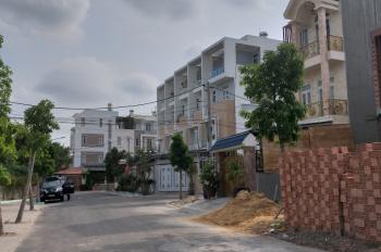 Bán đất đường Số 7, phường Tam Bình, khu nhà phố Vạn Xuân, cách Tô Ngọc Vân 100m