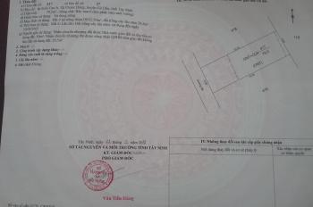 Bán đất thổ cư ở KCN Phước Đông, huyện Gò Dầu, tỉnh Tây Ninh. Liên hệ chính chủ: 0352350895