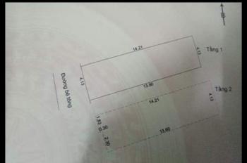 Cho thuê nhà 2 tầng, nội thất hiện đại 118m2 sàn kiệt ô tô Tôn Đản, 4 phòng ngủ, 2WC, giá 8tr/th