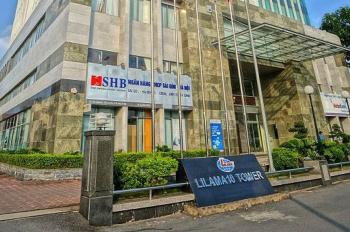 Giá siêu cạnh tranh văn phòng hạng B tòa Lilama 10 Tố Hữu, từ 70m2 - 650m2. LH 0913572439