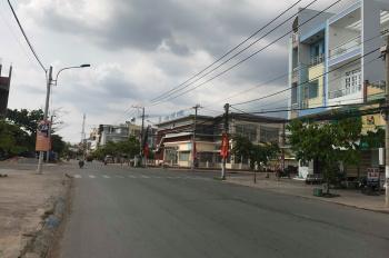 Bán đất ngay trung tâm thị trấn Thủ Thừa, ngay chợ dễ kinh doanh, LH 0965.56.46.76