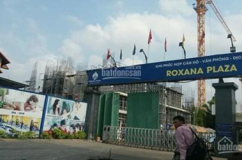 Giỏ hàng chuyển nhượng Roxana Plaza, toàn căn đẹp tuyển chọn, giá rẻ nhất thị trường