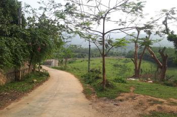 Bán đất nghỉ dưỡng, đất nhà vườn 3600m2 view cao lưng tựa núi tại xã Tiến Xuân, Thạch Thất