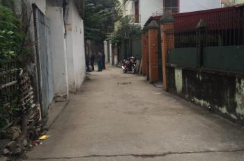 Bán 50m2 đất tại tổ 6 phường Giang Biên, Long Biên. 35tr/m2