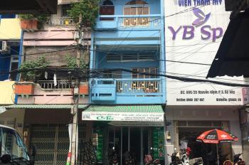 Cho thuê nhà nguyên căn đường Nguyễn Kiệm (Chợ Tân Sơn Nhất). Liên hệ chính chủ 0938.358.289 Trang