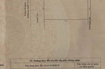 Chính chủ cần bán lô đất biệt thự 300m2 đường Hồ Nghinh, quận Sơn Trà, giá đầu tư. LH 0903556468