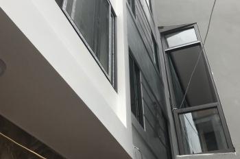 Bán nhà riêng 5 tầng trong ngõ 191 Phạm Văn Đồng, diện tích 33m2, giá 2.5 tỷ