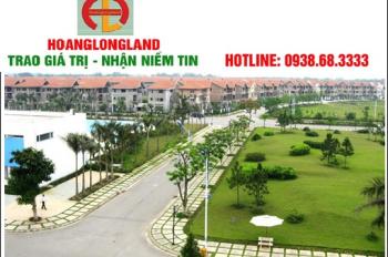 Bán đất biệt thự nhà vườn Chi Đông, DT 195m2, giá 5,8tr/m2, LH 0938.68.3333