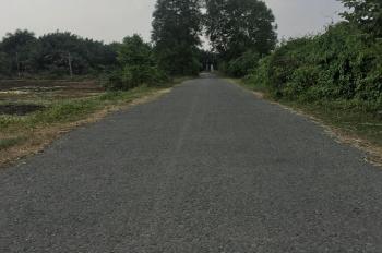 Bán đất mặt tiền đường xã Tân Thạnh Tây, huyện Củ Chi, DT 17.400m2, giá 1,2tr/m2