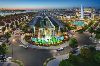 Đất nền dự án khu biệt thự ven sông Eco Villas giá 22tr/m2. chi tiết liên hệ Trung 0989.603.377