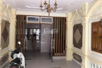 Nhà đẹp mới xây phố Đội Cấn, 50m2 x 5 tầng, MT 4m, giá 25 tr/tháng, sàn thông làm VP hoặc showroom